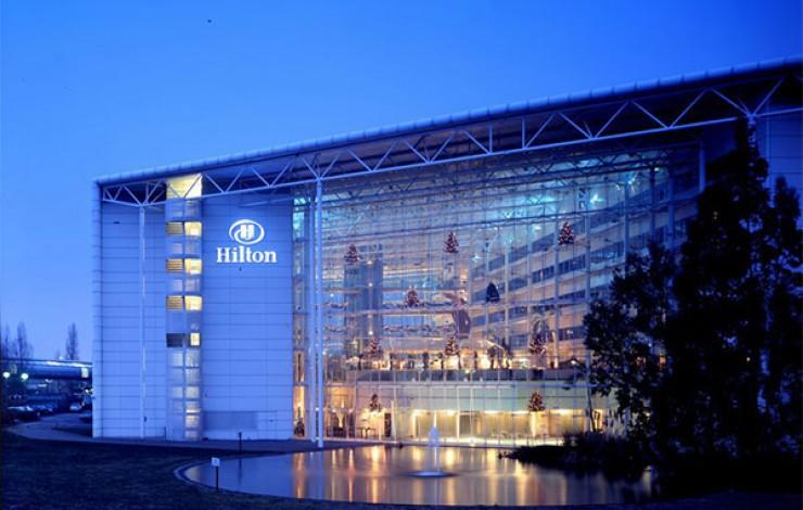 فندق هيلتون لندن مطار هيثرو