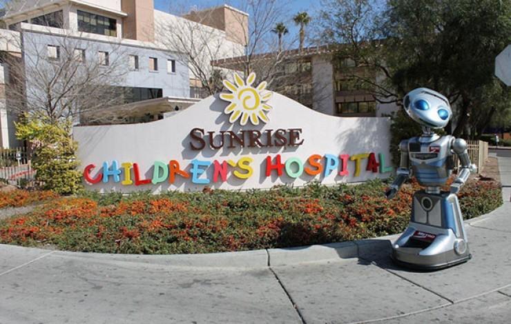 مستشفى سن رايز للأطفال لاس فيجاس